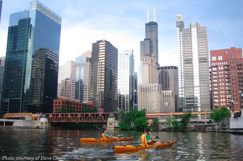 Chicago Kayak