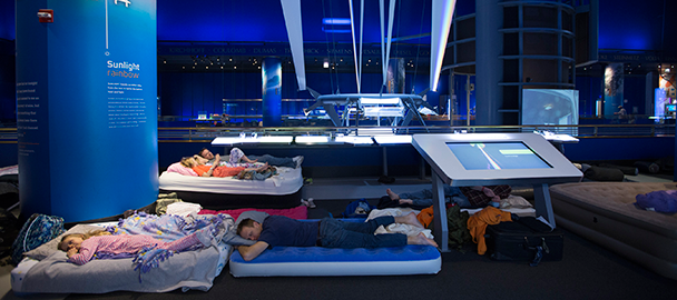 Museum of Science and Industry - Snoozeum!