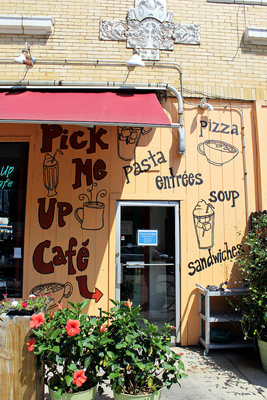 Pick Me Up Cafe