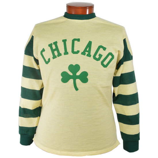 Chicago Shamrocks jersey