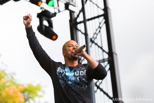 Common at AAHH! Fest Chicago