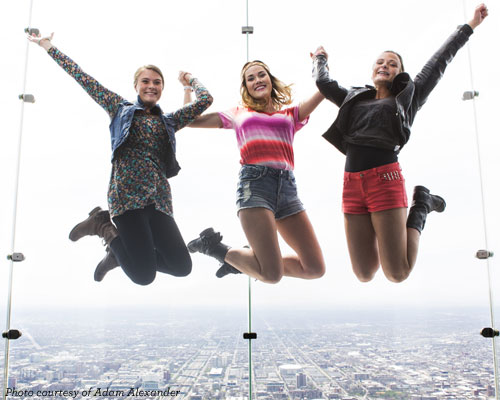 Willis Tower Skydeck