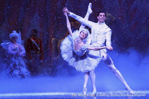 The Joffrey Ballet presents The Nutcracker