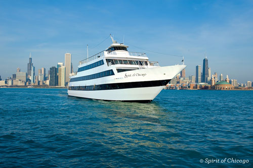 Father's day Spirit of Chicago Cruises