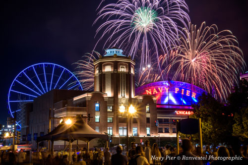 Navy Pier 100th Birthday