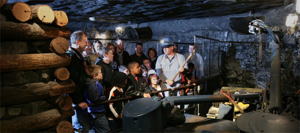 Museum of Science and Industry - Coal Mine