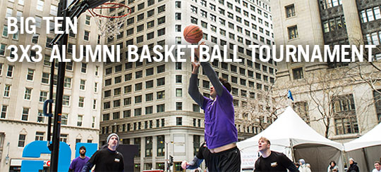 Big Ten 2015 - Alumni Tournament header
