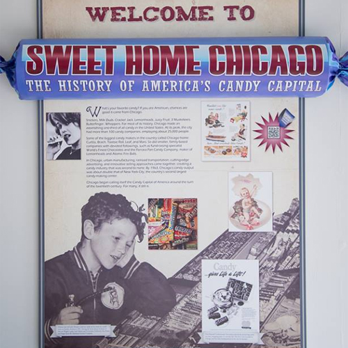 Sweet Home Chicago: The History of America's Candy Capital