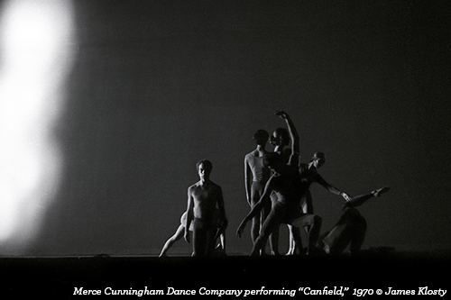 MCA Merce Cunningham