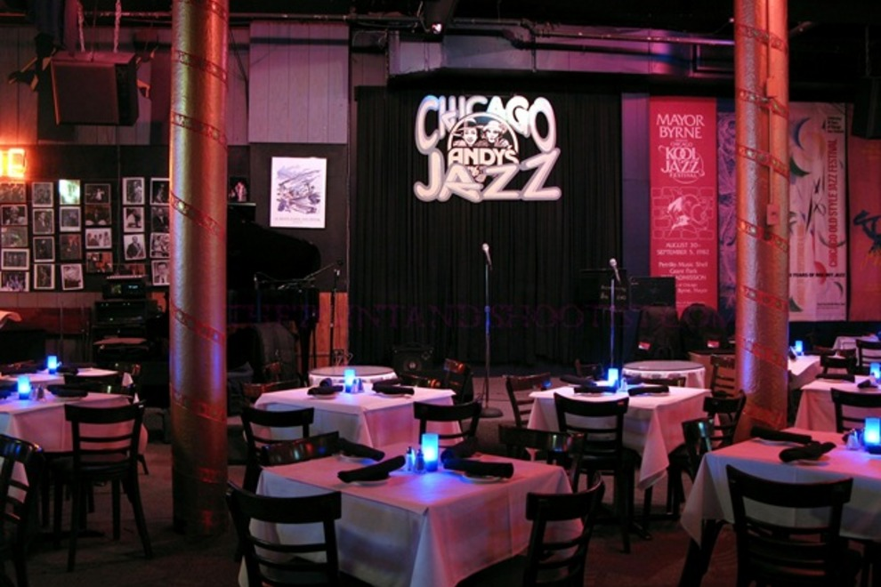 Hotels Near Green Mill Jazz Club