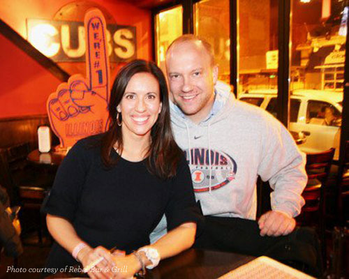 Rebel Bar and Grill - Illini Fans - Blog