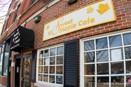 Sweet Maple Cafe Chicago