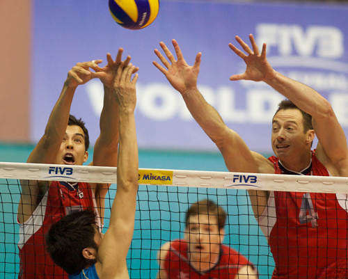 US Men's Volleyball 1
