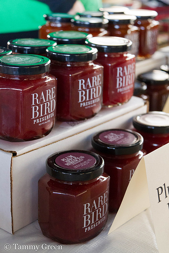Rare Bird Preserves | Photo courtesy of Tammy Green