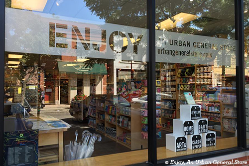 Enjoy, An Urban General Store