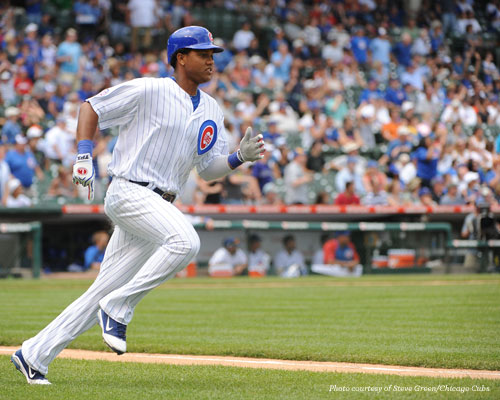 Starlin Castro - Chicago Cubs
