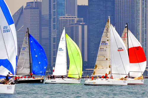 CYC Race to Mackinac