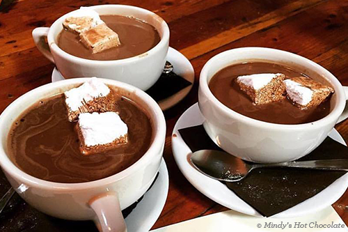 Mindy's Hot Chocolate