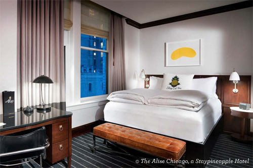 The Alise Chicago, a Staypineapple Hotel
