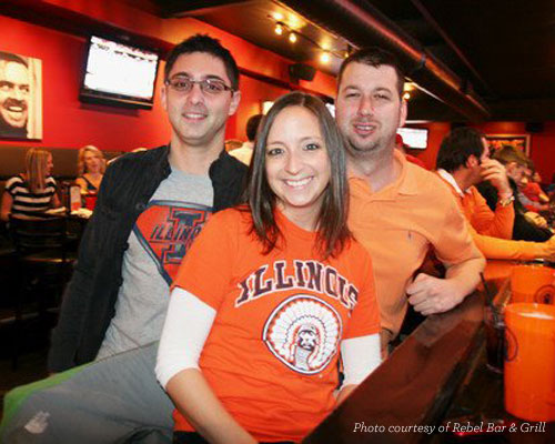 Illinois Fans - Bar - Blog