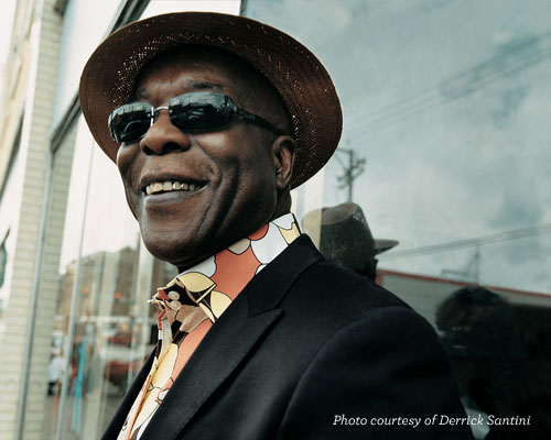 Buddy Guy - Headshot - Blog