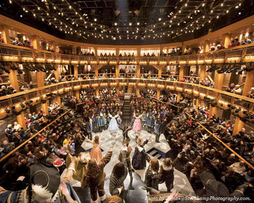 Shakespeare Theater at Navy Pier