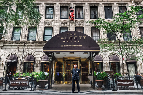 Talbott Hotel Chicago