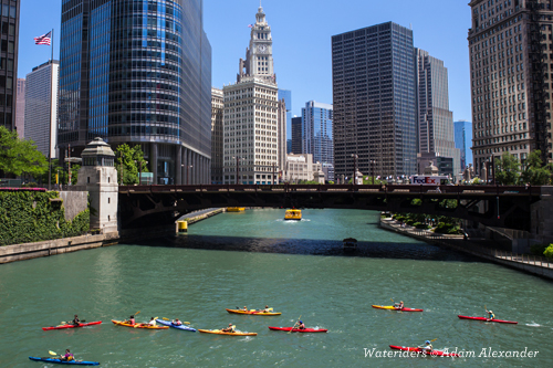 Wateriders Kayak Tours Chicago
