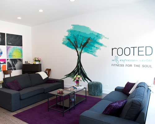 Rooted Center