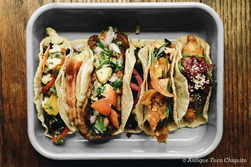 Antique Taco Chiquito at Revival Food Hall