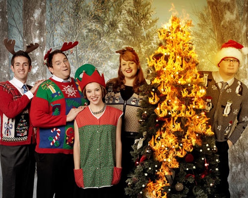 Second City - Holiday Shows - Blog