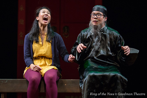 Goodman Theatre presents King of the Yees