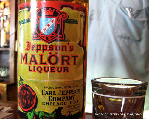 Malort - Bottle - Blog