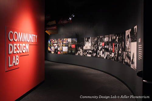 Adler Planetarium Community Design Lab