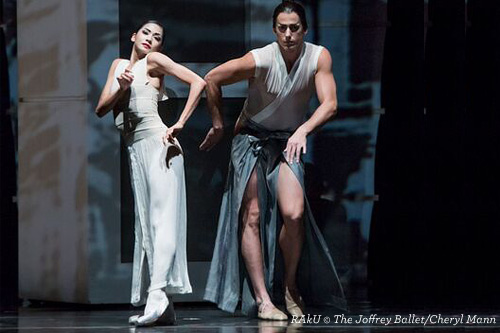The Joffrey Ballet presents RAkU
