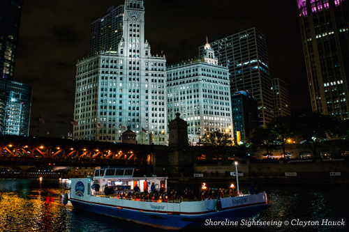 Shoreline Sightseeing Chicago