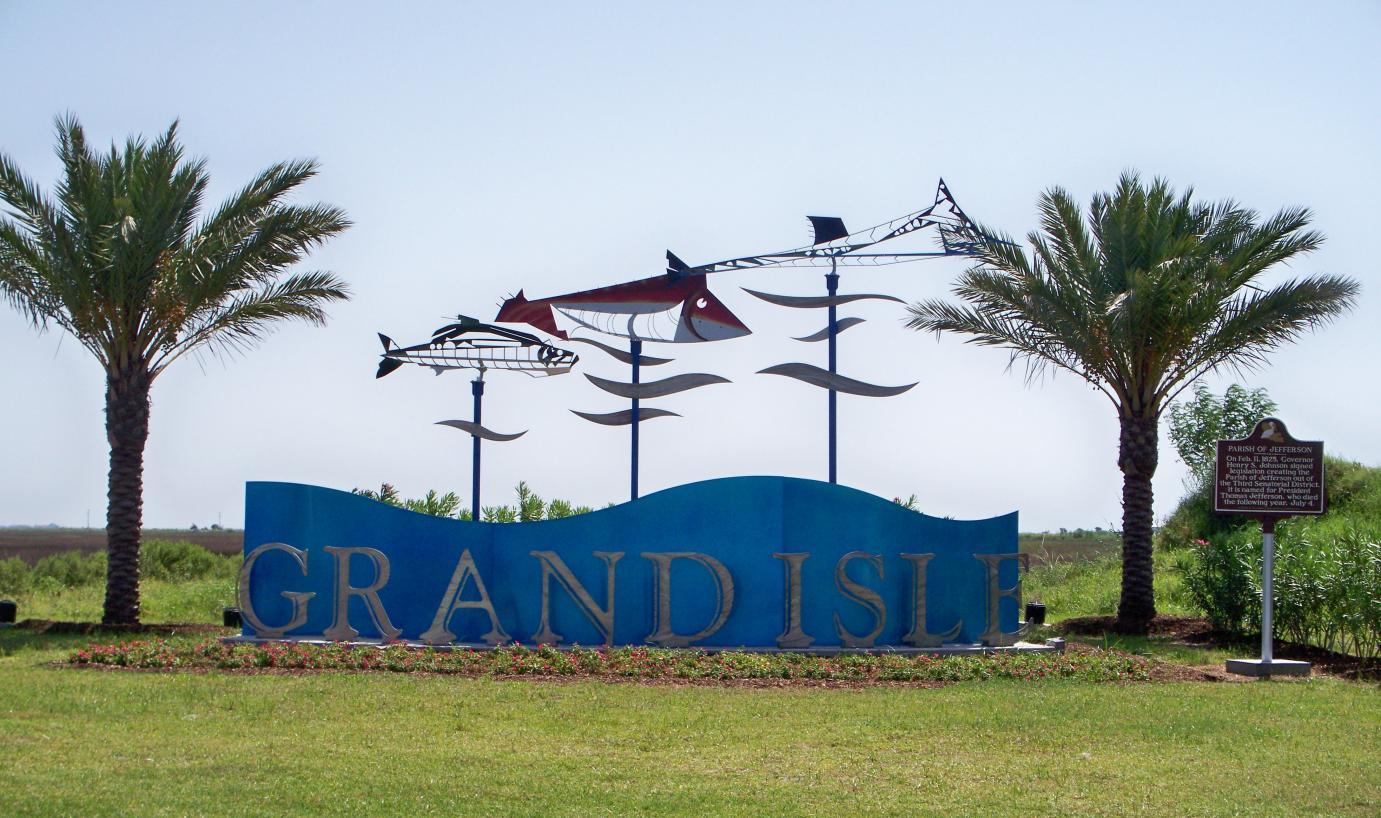 Grand Isle Louisiana  Jefferson Parish Cities  Towns