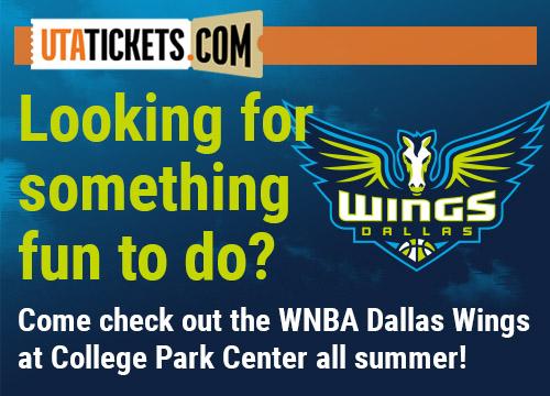 Wings Basketball - UTATICKETS.com