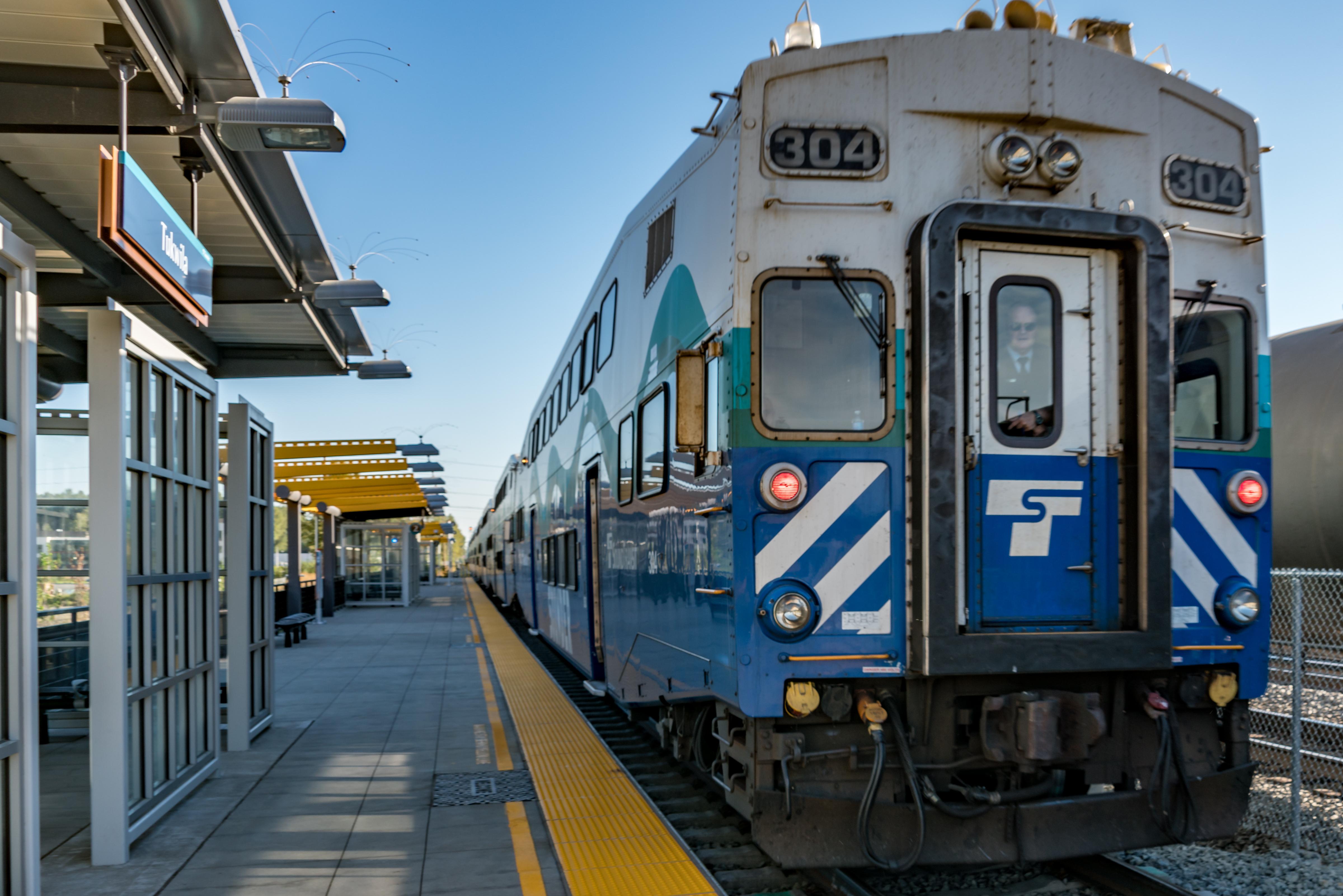 Link Light Rail Seattle Southside Regional Tourism Authority