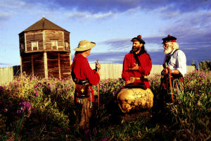 Fort Bastion Actors