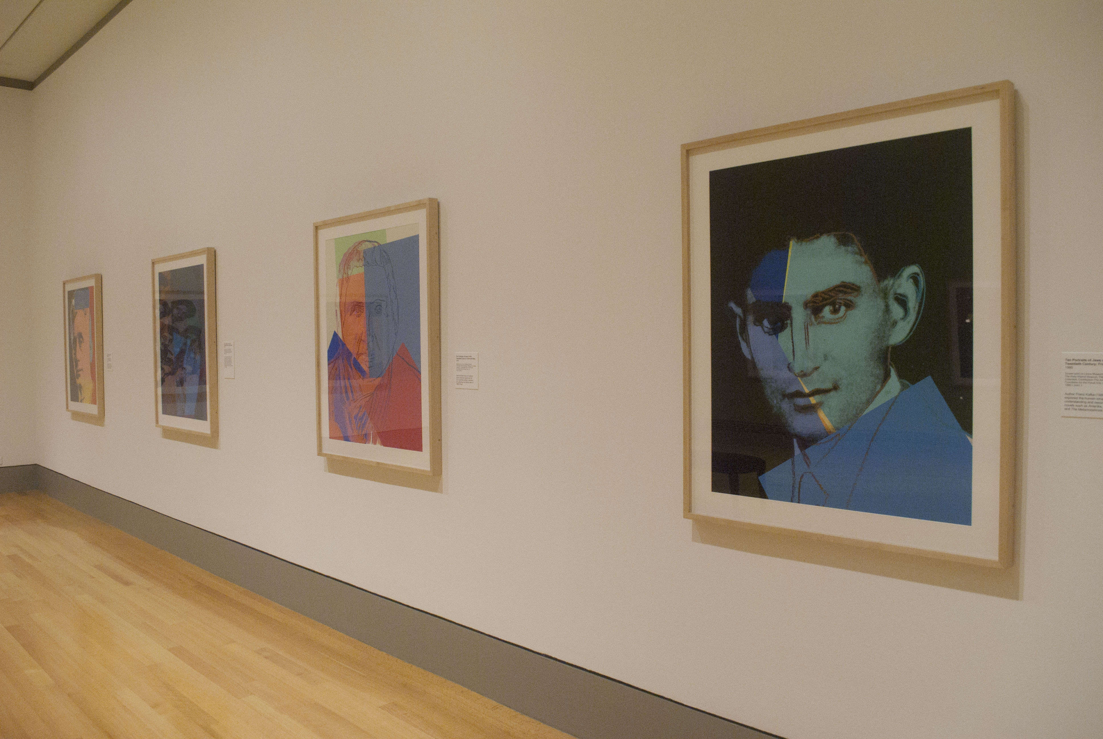 From Marilyn to Mao: Andy Warhol's Famous Faces at Columbia Museum of Art in Columbia, SC