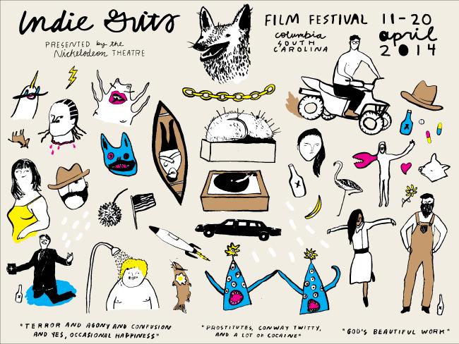 Indie Grits Film Festival 2014