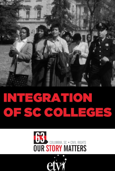 Civil Right Sunday Integration of SC Colleges