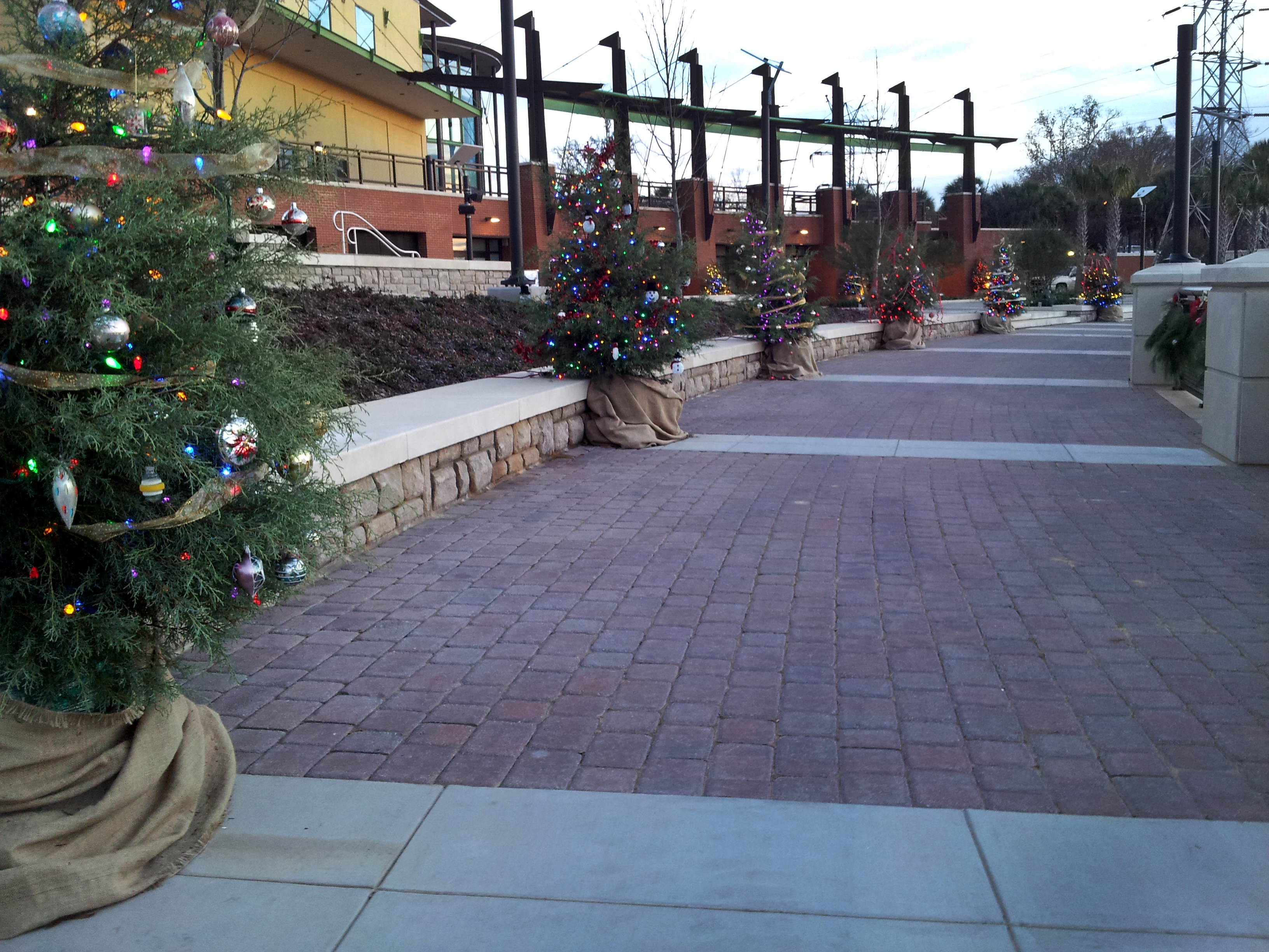 Christmas on the Congaree in Columbia, SC