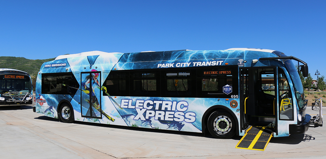 Electric Xpress Bus - Blog Image