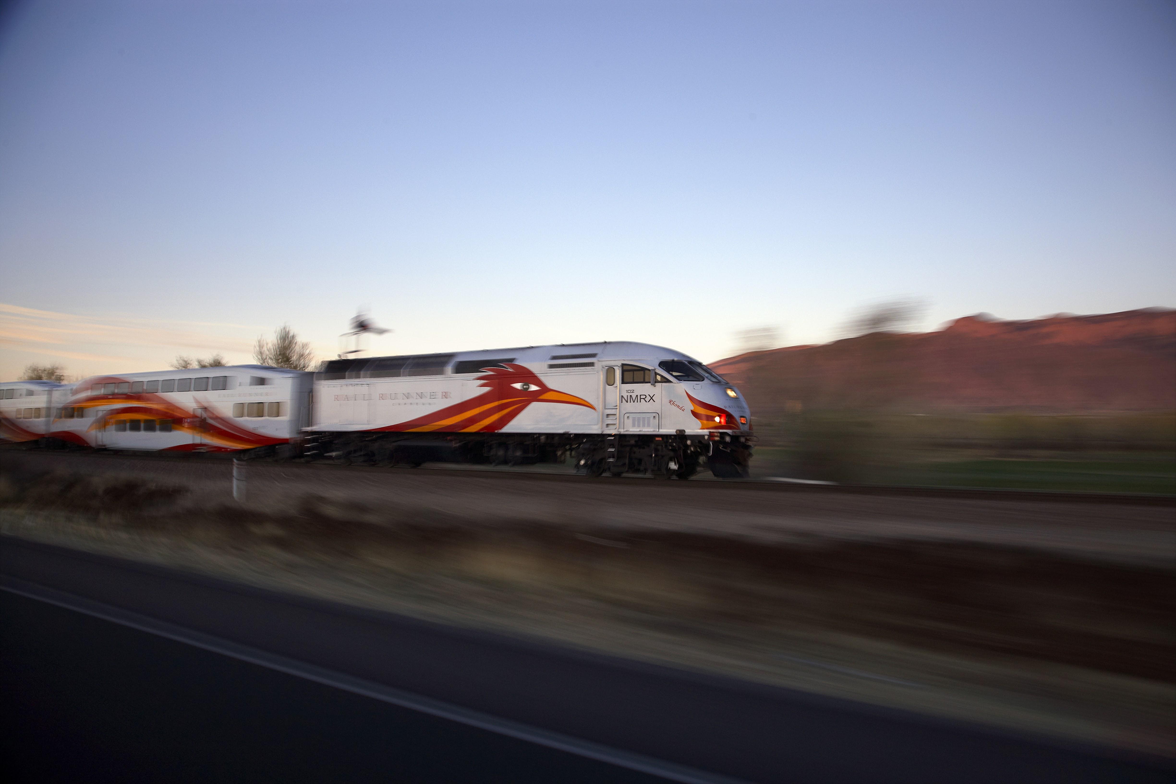 Rail Runner Express Schedule