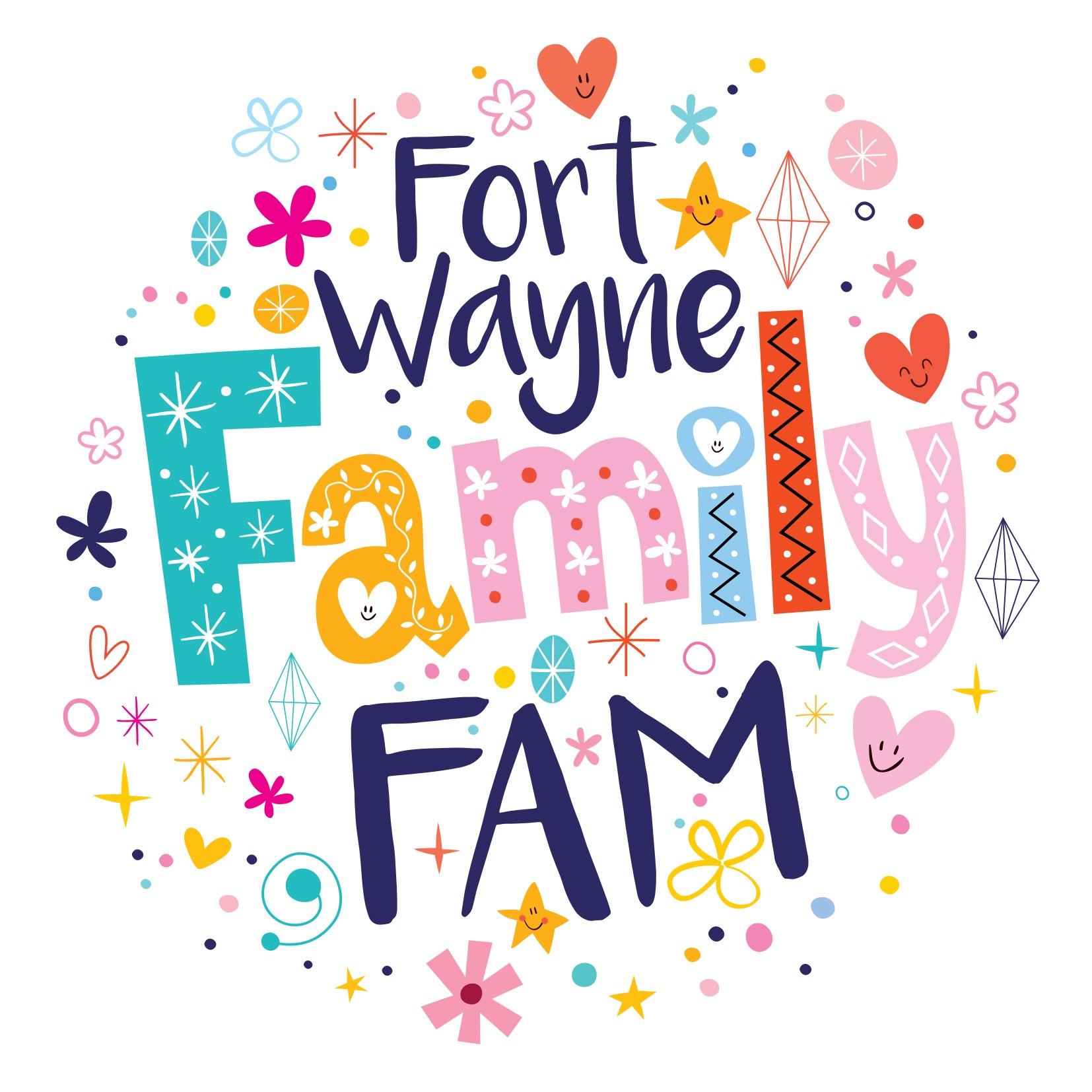 Fort Wayne Family FAM Logo