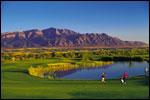 Golf at Tamaya