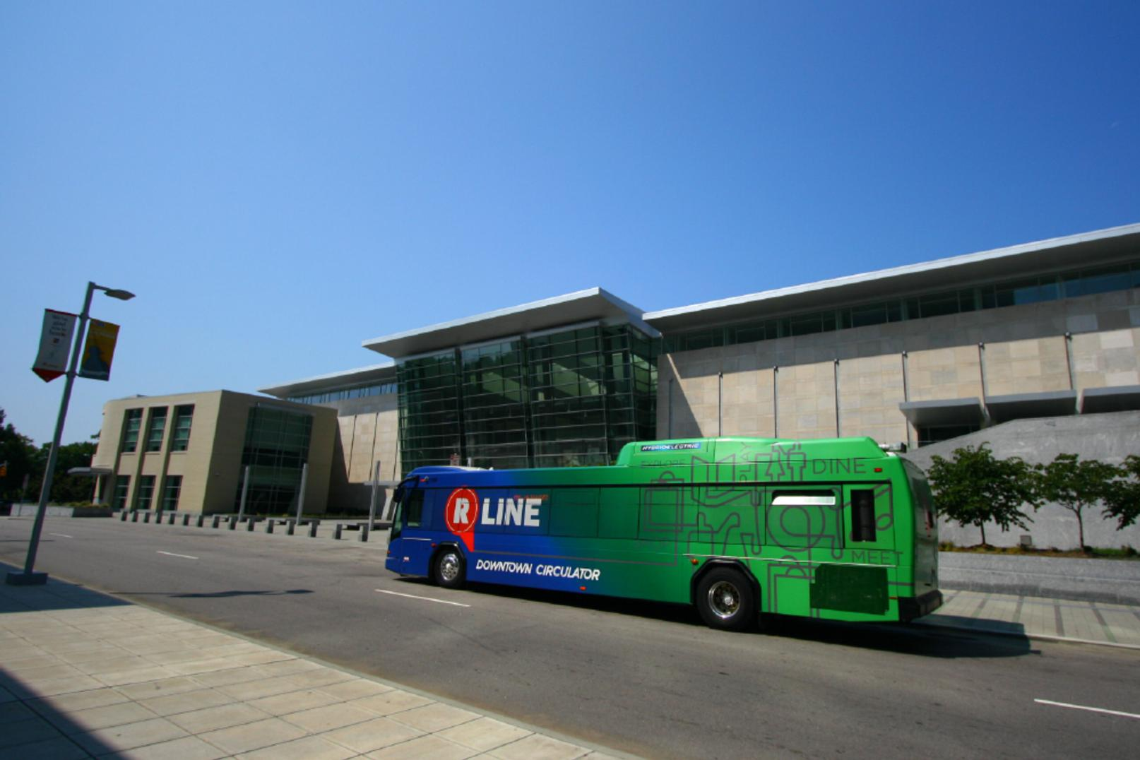 R-LINE Downtown Circulator