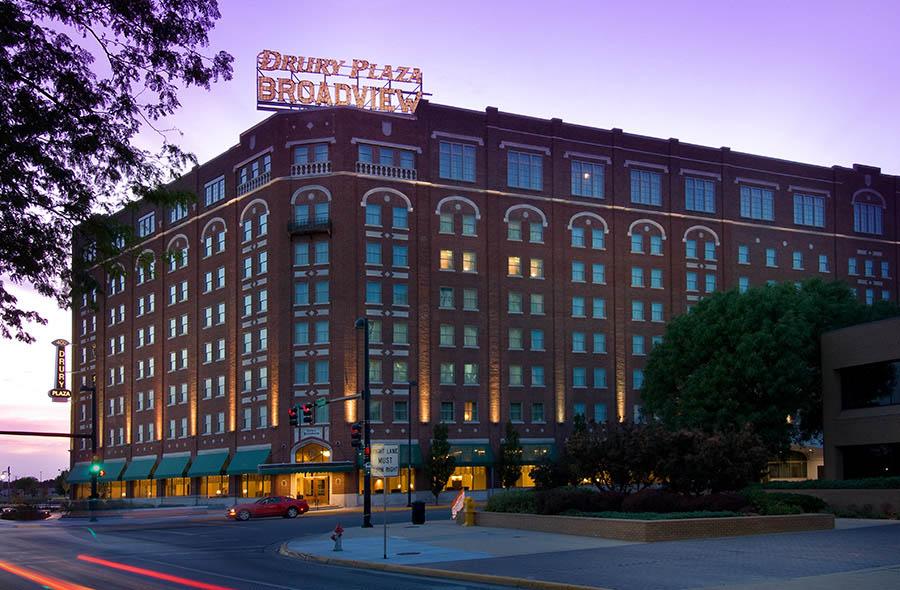 Drury Hotel Wichita